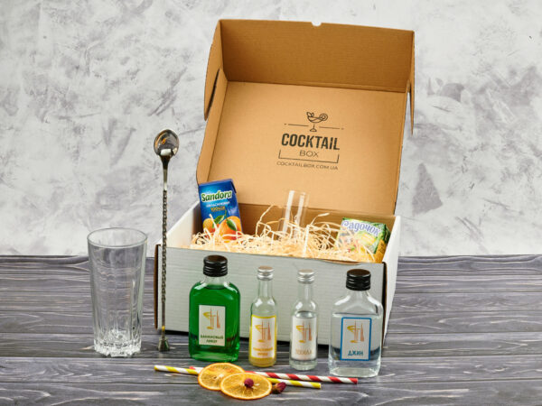 Cocktail Box XS